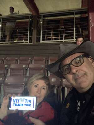Ray Negron attended Kings of Leon: When You See Yourself Tour on Sep 11th 2021 via VetTix
