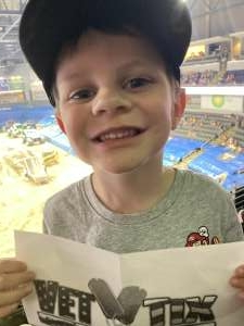 Click To Read More Feedback from Monster Jam