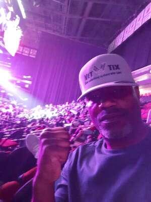 Ricky Smith attended Premier Boxing Champions: Coffie vs. Rice on Jul 31st 2021 via VetTix