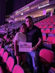 Andres  attended Premier Boxing Champions: Coffie vs. Rice on Jul 31st 2021 via VetTix