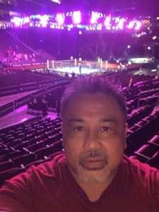 Paul Dela Cruz attended Premier Boxing Champions: Coffie vs. Rice on Jul 31st 2021 via VetTix