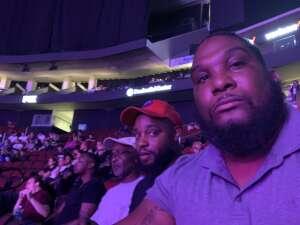James F attended Premier Boxing Champions: Coffie vs. Rice on Jul 31st 2021 via VetTix
