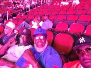 Norman Barron attended Premier Boxing Champions: Coffie vs. Rice on Jul 31st 2021 via VetTix