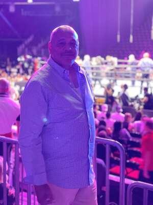 Charlie attended Premier Boxing Champions: Coffie vs. Rice on Jul 31st 2021 via VetTix