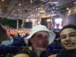 Kenny attended Kings of Leon: When You See Yourself Tour on Aug 10th 2021 via VetTix