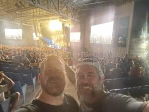 Joe attended Kings of Leon: When You See Yourself Tour on Aug 10th 2021 via VetTix