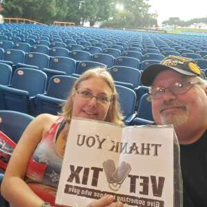 Troy attended Kings of Leon: When You See Yourself Tour on Aug 10th 2021 via VetTix