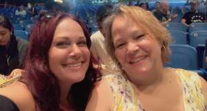 Dawn attended Kings of Leon: When You See Yourself Tour on Aug 10th 2021 via VetTix