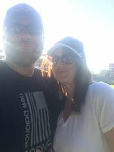 Nick attended Colorado Rockies vs. Arizona D-backs on Aug 22nd 2021 via VetTix