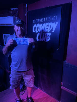 Click To Read More Feedback from Fake News Comedy Show