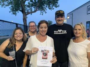 Kathy Cozzolino attended Lindsey Stirling - Artemis Tour North America 2021 on Aug 20th 2021 via VetTix