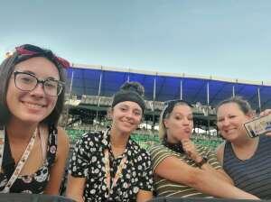 Samantha attended Lindsey Stirling - Artemis Tour North America 2021 on Aug 20th 2021 via VetTix