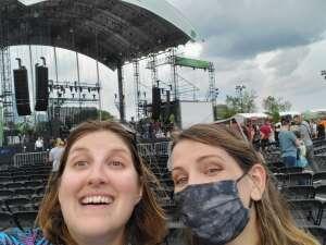 J.T. attended Lindsey Stirling - Artemis Tour North America 2021 on Aug 20th 2021 via VetTix