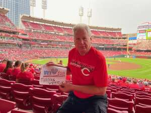 Click To Read More Feedback from Cincinnati Reds vs Pittsburgh Pirates - MLB