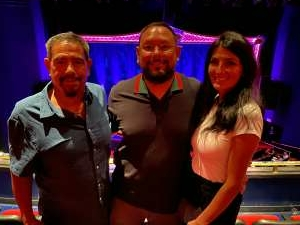 Ernest Martinez attended Tom Papa Family Reunion Tour on Jul 30th 2021 via VetTix