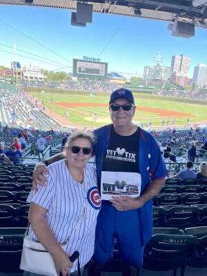 Click To Read More Feedback from Chicago Cubs vs. Cincinnati Reds - MLB