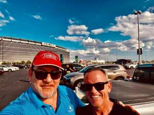 Keith dowling attended Guns N' Roses 2021 Tour on Aug 5th 2021 via VetTix