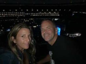 DM attended Guns N' Roses 2021 Tour on Aug 5th 2021 via VetTix