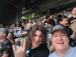 Harry Stilling  attended Guns N' Roses 2021 Tour on Aug 5th 2021 via VetTix