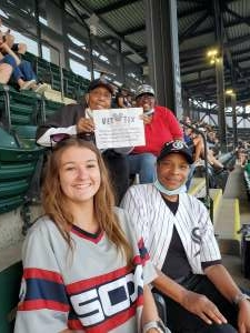Click To Read More Feedback from Chicago White Sox vs. Cleveland Indians - MLB