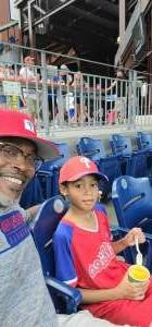 SFC Carter (retired) attended Philadelphia Phillies vs. Los Angeles Dodgers - MLB on Aug 10th 2021 via VetTix