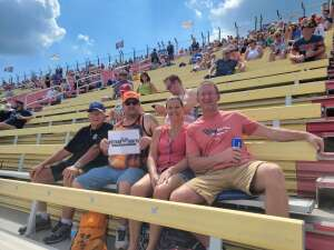 Click To Read More Feedback from NASCAR Cup Series Firekeepers Casino 400 | Grandstands