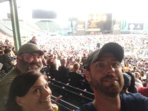 TripM attended Guns N' Roses 2021 Tour on Aug 3rd 2021 via VetTix