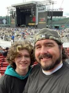 Carlos Pineda attended Guns N' Roses 2021 Tour on Aug 3rd 2021 via VetTix