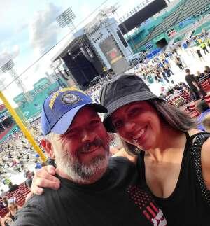Derek P attended Guns N' Roses 2021 Tour on Aug 3rd 2021 via VetTix