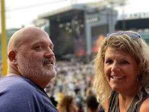 jamie attended Guns N' Roses 2021 Tour on Aug 3rd 2021 via VetTix
