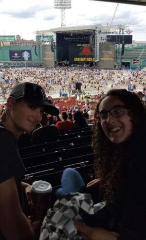 Glenna attended Guns N' Roses 2021 Tour on Aug 3rd 2021 via VetTix