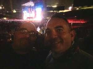Rob Resendes  attended Guns N' Roses 2021 Tour on Aug 3rd 2021 via VetTix