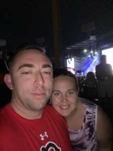 Josh  attended Guns N' Roses 2021 Tour on Aug 3rd 2021 via VetTix