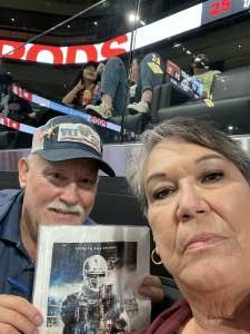 Click To Read More Feedback from Arizona Rattlers vs. Frisco Fighters