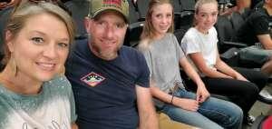 Sean attended Arizona Rattlers vs. Frisco Fighters on Aug 21st 2021 via VetTix
