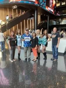 Dwayne C. Sun City, AZ attended Arizona Rattlers vs. Frisco Fighters on Aug 21st 2021 via VetTix