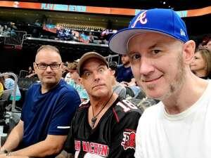 Tim attended Arizona Rattlers vs. Tucson Sugar Skulls on Aug 8th 2021 via VetTix