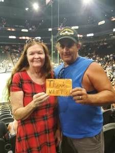 John Rose attended Arizona Rattlers vs. Tucson Sugar Skulls on Aug 8th 2021 via VetTix