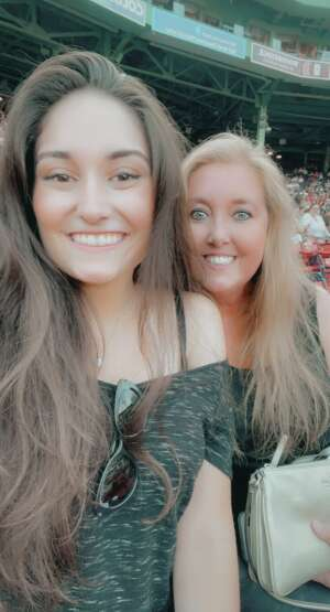 Lori attended New Kids on the Block at Fenway Park 2021 on Aug 6th 2021 via VetTix