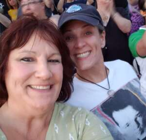 Chris attended New Kids on the Block at Fenway Park 2021 on Aug 6th 2021 via VetTix