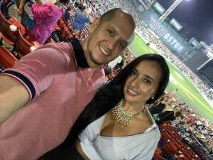 SGT Rudy attended New Kids on the Block at Fenway Park 2021 on Aug 6th 2021 via VetTix
