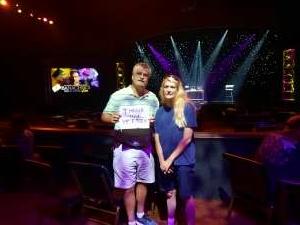 Keith Edmonson  attended Banachek's Mind Games on Aug 9th 2021 via VetTix