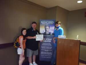 Jeff  Davis attended Banachek's Mind Games on Aug 9th 2021 via VetTix
