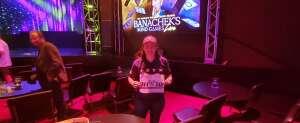 JDR attended Banachek's Mind Games on Aug 9th 2021 via VetTix