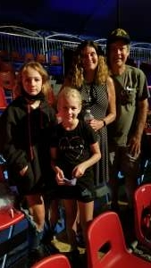 Mike attended Circus Varges on Aug 5th 2021 via VetTix