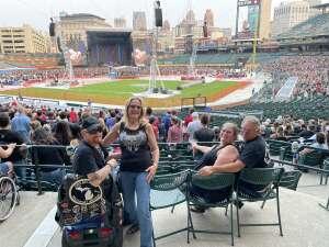 Joe the plumber attended Guns N' Roses 2021 Tour on Aug 8th 2021 via VetTix
