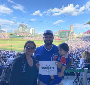 Click To Read More Feedback from Chicago Cubs vs. Pittsburgh Pirates - MLB