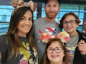 Ryan M attended Disney on Ice Presents Mickey's Search Party on Sep 3rd 2021 via VetTix