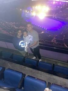 Douglas Baker attended Disney on Ice Presents Mickey's Search Party on Sep 3rd 2021 via VetTix