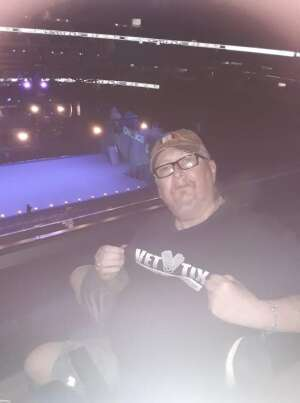 Kenneth attended Disney on Ice Presents Mickey's Search Party on Sep 3rd 2021 via VetTix